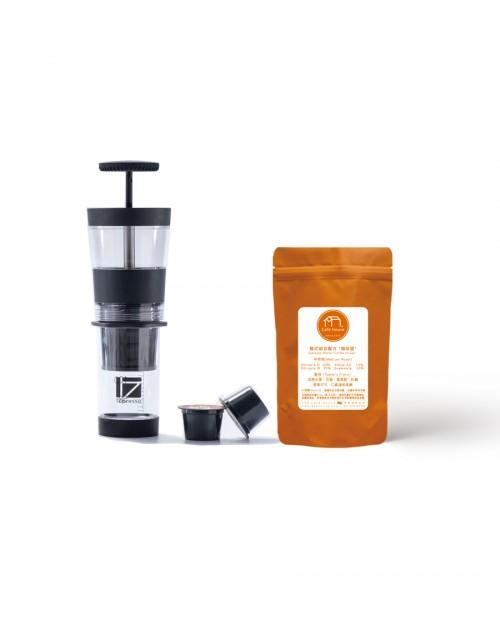 1Zpresso-1Z-y2手壓咖啡機 珈琲組合